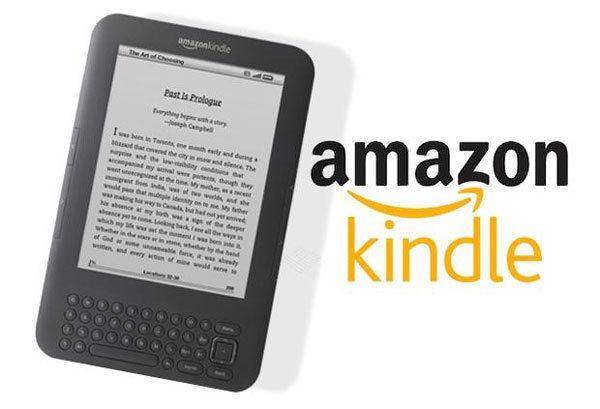 amazon kindle book
