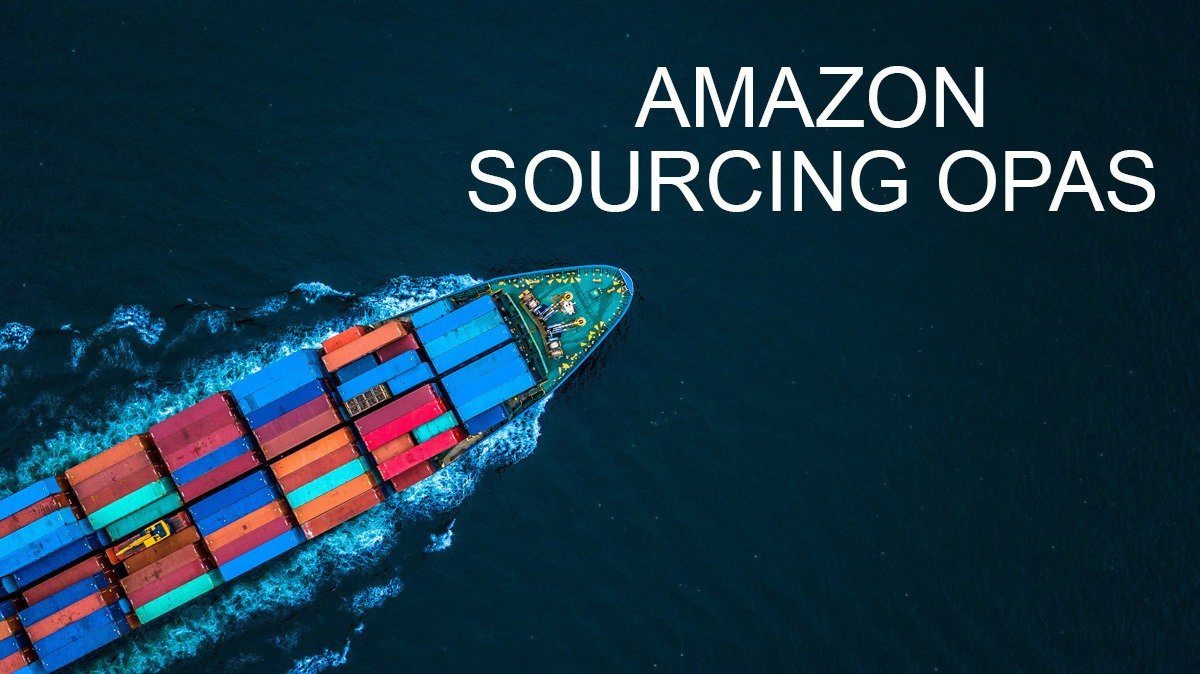 Amazon sourcing opas