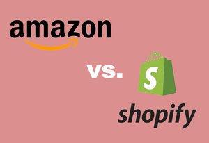 Amazon vai Shopify