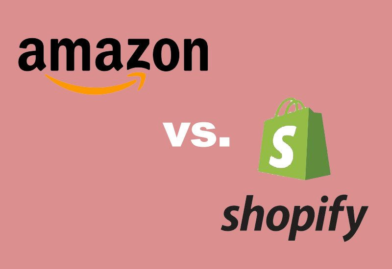 Amazon vai Shopify