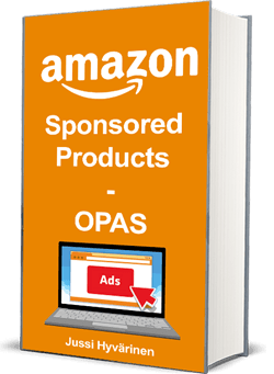 Amazon Sponsored Products Opas