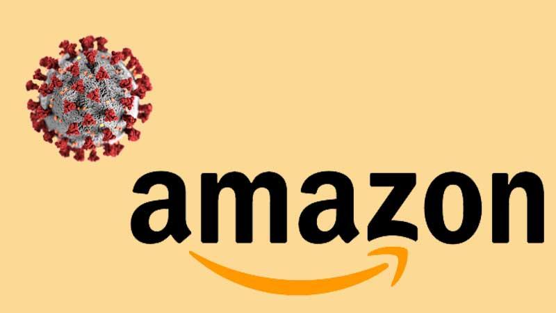 Amazon ja koronavirus