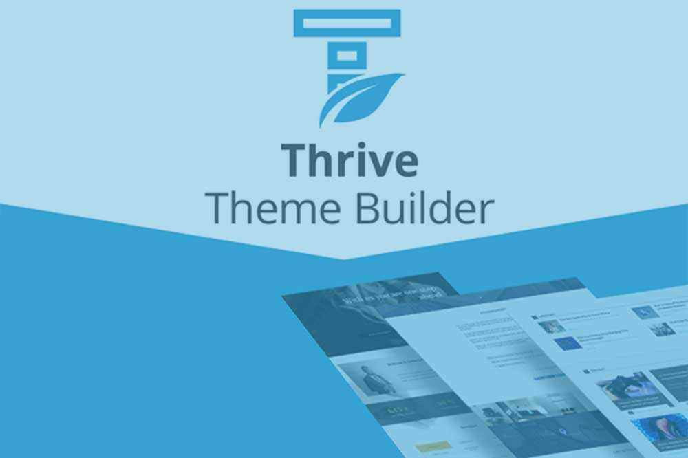 Thrive Theme Builder