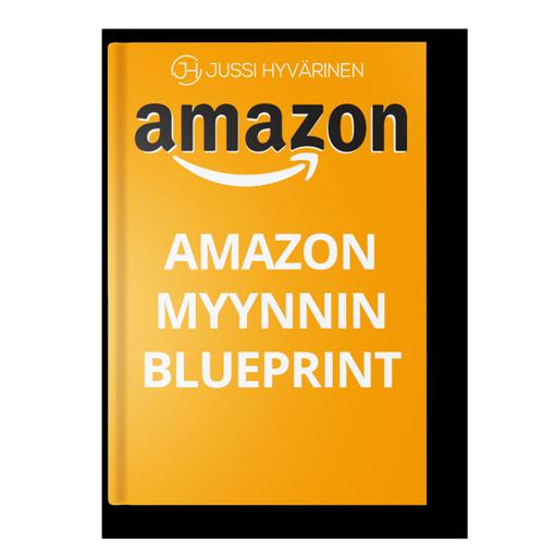 Amazon myynnin blueprint