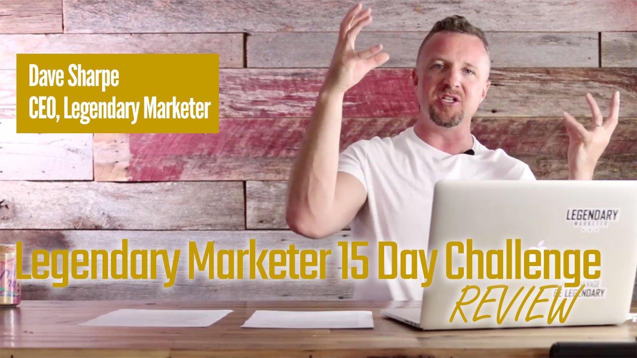 Legendary Marketer 15 Day Challenge