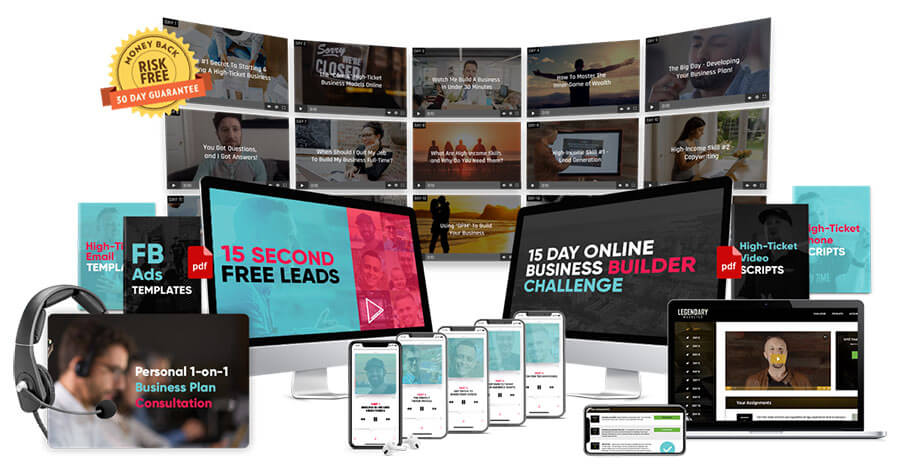 15 second free leads - how to earn money on Tiktok