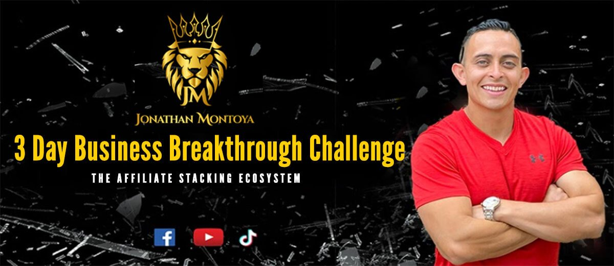 3 day business breakthrough challenge