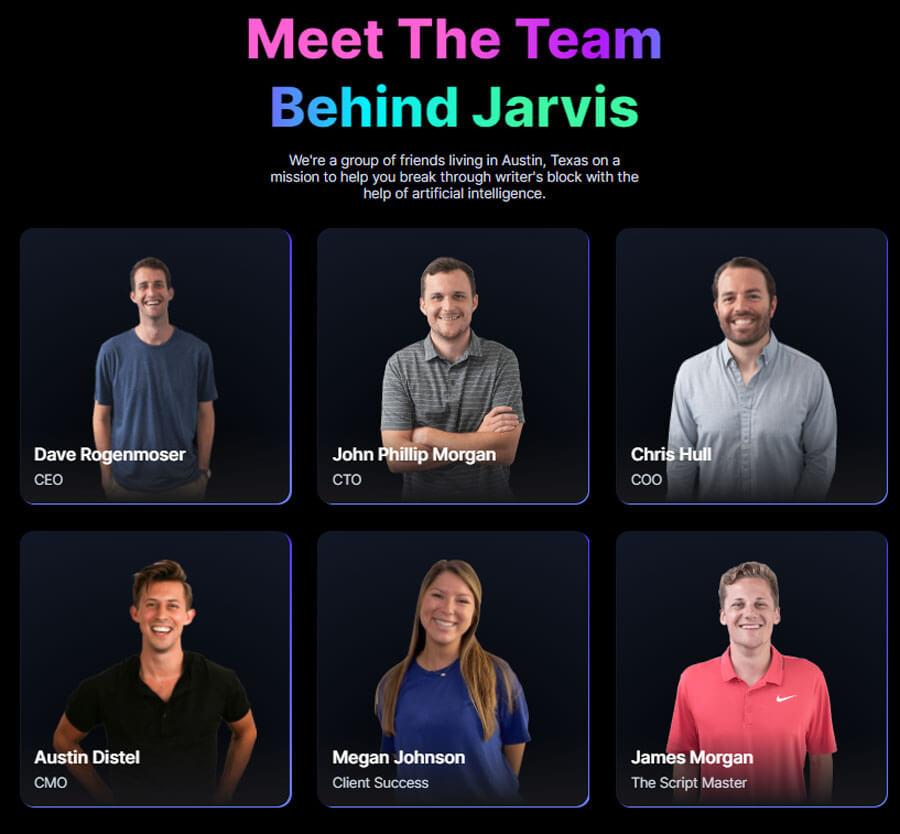 Jarvis team